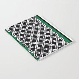Green Snake Design Notebook