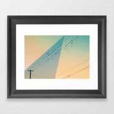 Cool World #2 Framed Art Print