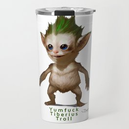 YT Troll - Revelations of Oriceran (C) Travel Mug