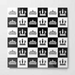 kings and queens Metal Print