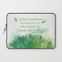 MAYBE SOMEDAY . COLLEEN HOOVER Laptop Sleeve