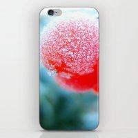frozen iPhone & iPod Skins featuring Frozen by Antonia Elena