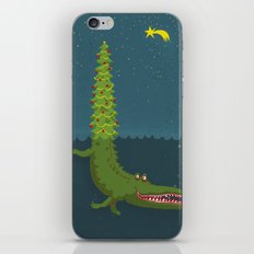 Crocofir iPhone Skin