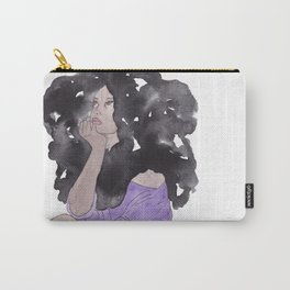 Reflective Queen Carry-All Pouch