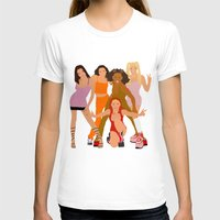 spice girls T-shirts featuring Spice Girls by Greg21