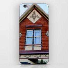 With Lace Curtains Of Course iPhone Skin