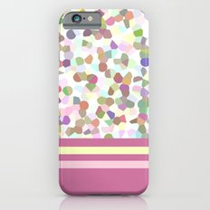 Lots of Dots with Mauve Slim Case iPhone 6s