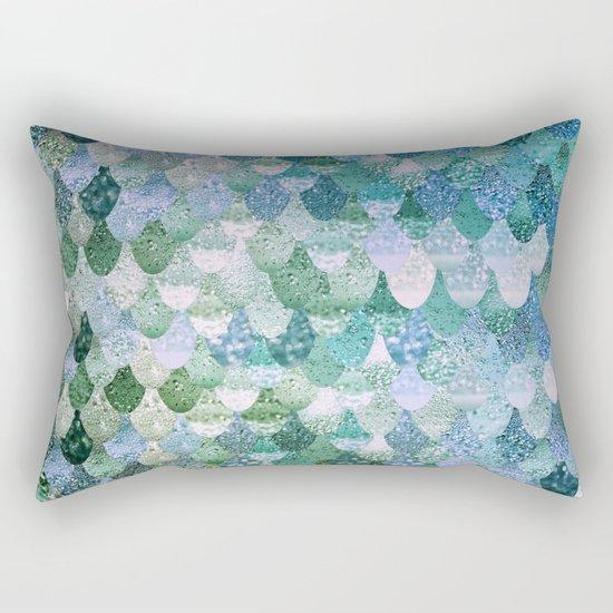 REALLY MERMAID OCEAN LOVE Rectangular Pillow