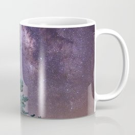 Milkyway at the mountains. Saggitarius and Rho Ophiuchus Coffee Mug