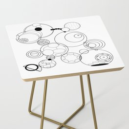 DNA Side Table