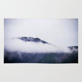 Cloudy morning Rug