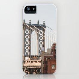 Dumbo Brooklyn iPhone Case