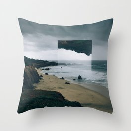 The Tide (I am).  Throw Pillow