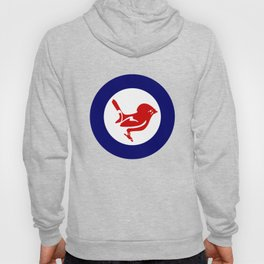 Tomtit Air Force Roundel Hoody