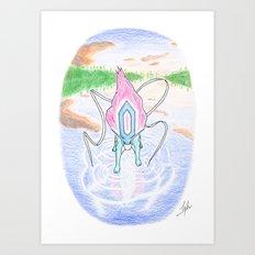 Purification Art Print