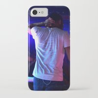 childish gambino iPhone & iPod Cases featuring Childish Gambino by Ashley Overton