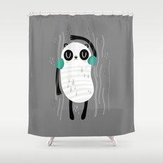 Contra corriente Shower Curtain