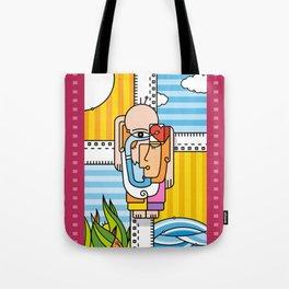 Reflexión Tote Bag