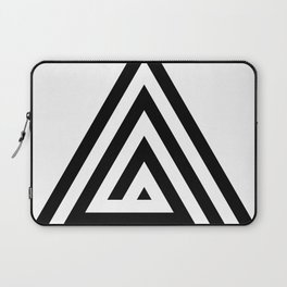 Triangle Spiral Laptop Sleeve