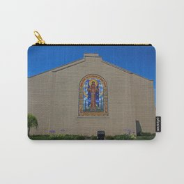 Lourdes University- Peace Prayer Attributed to St Francis Carry-All Pouch