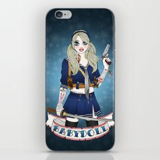 Babydoll iPhone & iPod Skin