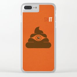 Take It For A Walk Clear iPhone Case