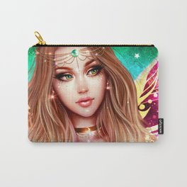Glitter Fairy Carry-All Pouch