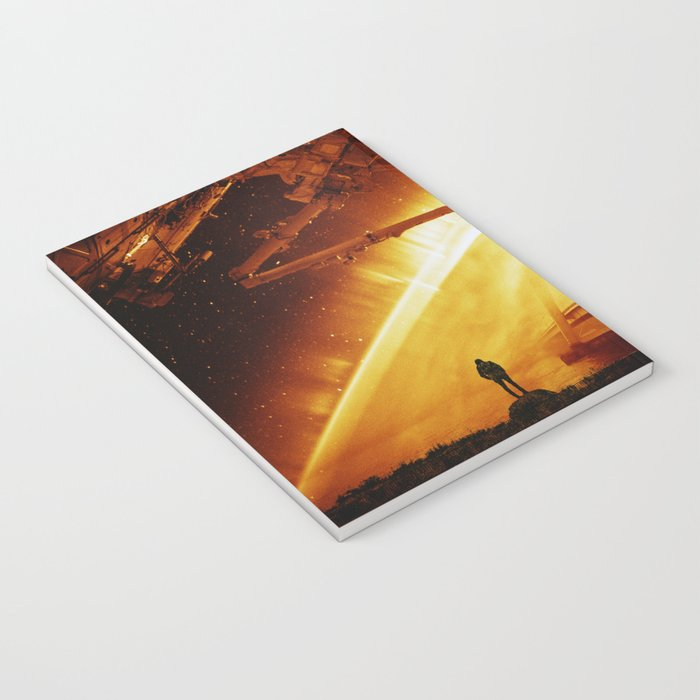 Red Sun Chronicle Notebook
