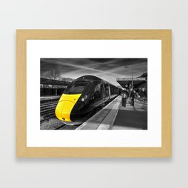 Oxford IET Framed Art Print