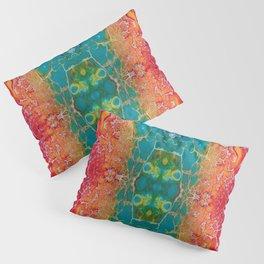 Fragmented 51 Pillow Sham