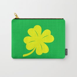 lucky yellow Carry-All Pouch