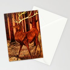 La Majesté du Cerf (The Proud Stag) Stationery Cards