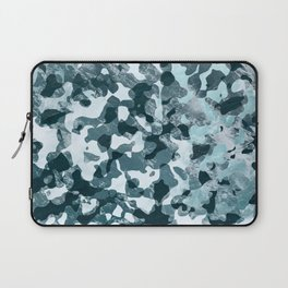 Surfing Camouflage #5 Laptop Sleeve