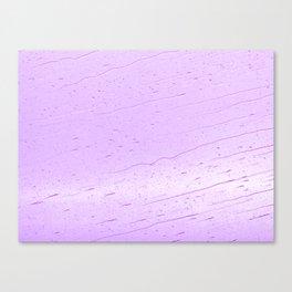 Lavender Rain Canvas Print