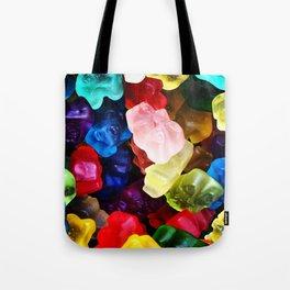 Yummy Gummy Tote Bag