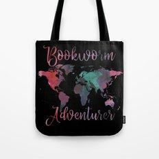 Bookworm Adventurer Tote Bag