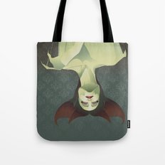 SLEEPING BANSHEE Tote Bag