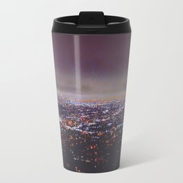 Smokey Skyline Travel Mug