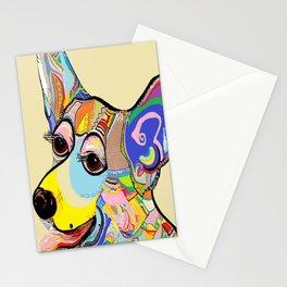 Corgi Close Up Stationery Cards
