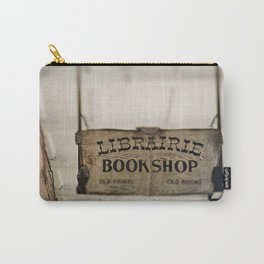 Librairie Bookshop Carry-All Pouch