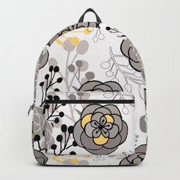 Ranuncoli Giallo L Backpack