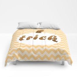 Trick... Comforters