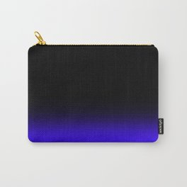 Fade To Blue Carry-All Pouch