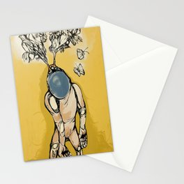 the bliss before the blues.. Stationery Cards