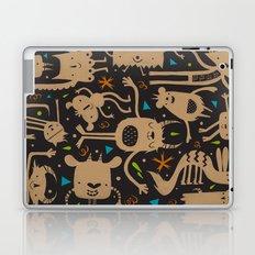 Topsy Turvy - Dark Laptop & iPad Skin