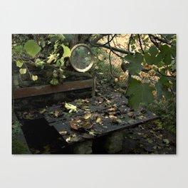 otoño Canvas Print