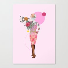 Anfisa Canvas Print
