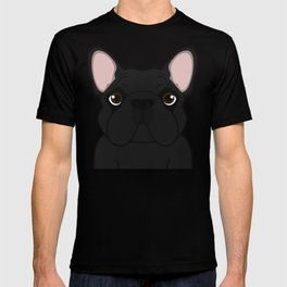 Frenchie - Black Brindle T-shirt