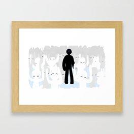 EFOD Framed Art Print