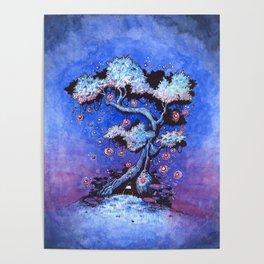 Ninja and the tree of lights Poster